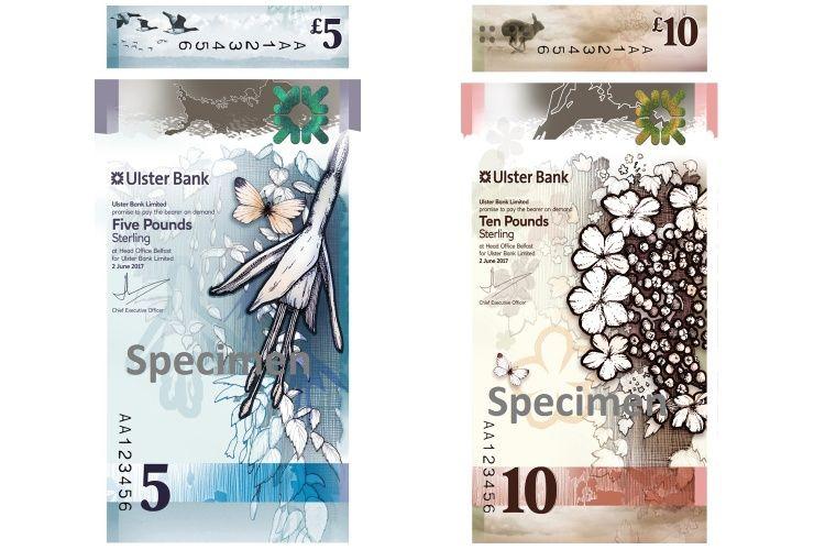 Designing Northern Ireland S New Vertical Bank Notes Bank Notes