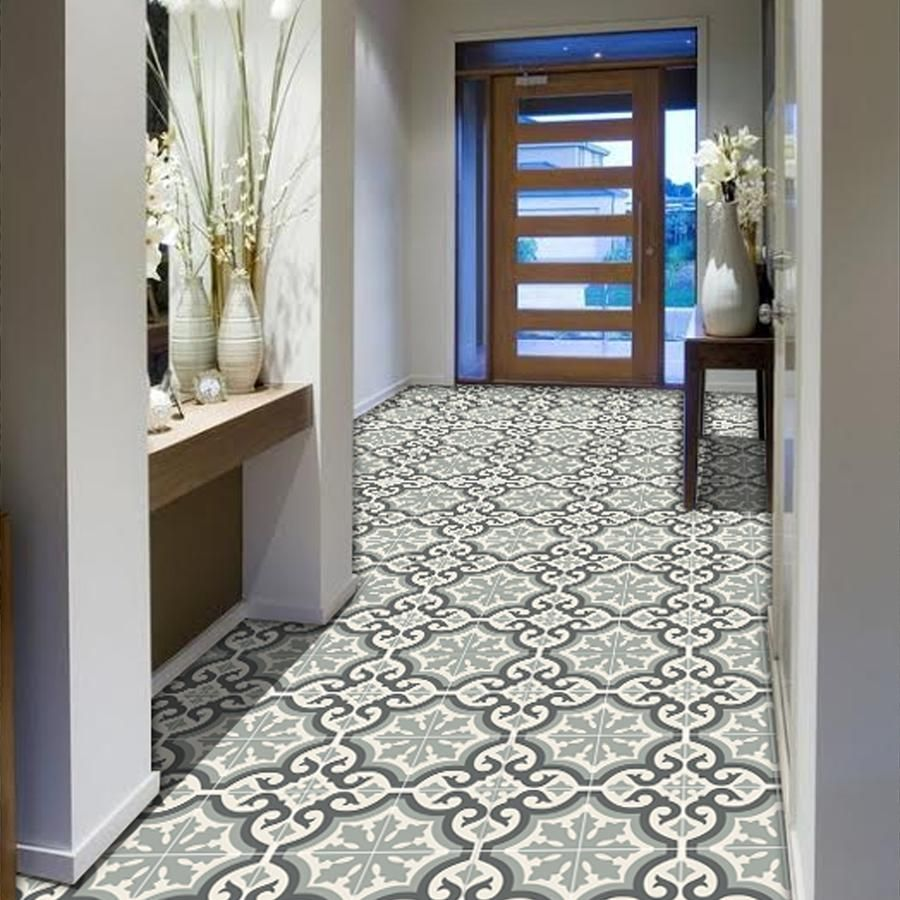 Palermo Floor Sticker Flooring Vinyl Flooring Tile Floor