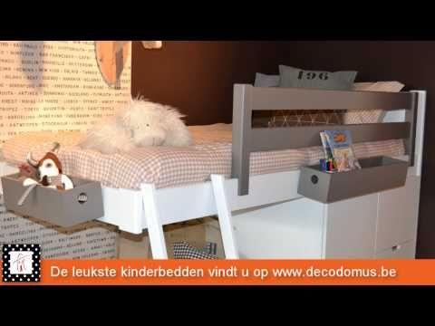 Bedden voor kinderslaapkamers babykamers en tienerkamers for Babykamer sofie bopita