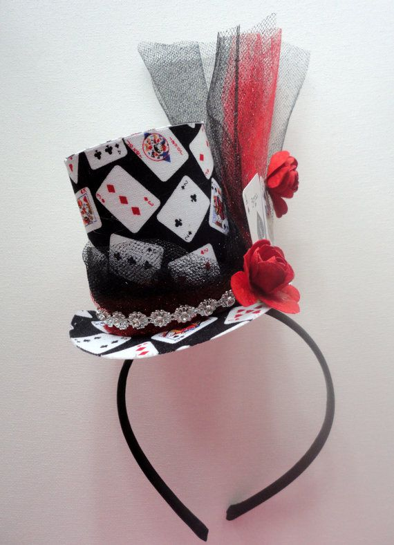 742e11f991a Black Jack Poker Party Hat Ready To Ship by alphabulous on Etsy ...
