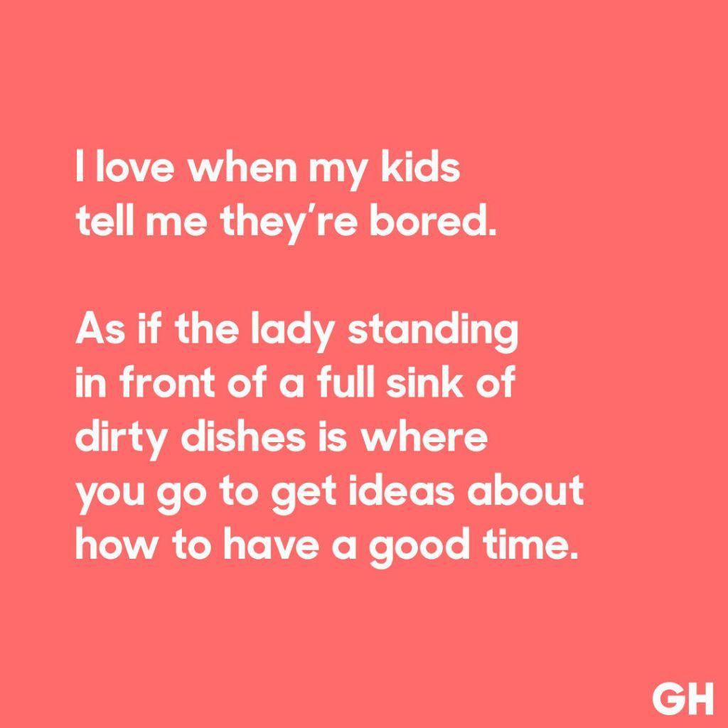 Bored Kids  - GoodHousekeeping.com #ParentsKids&Parenst
