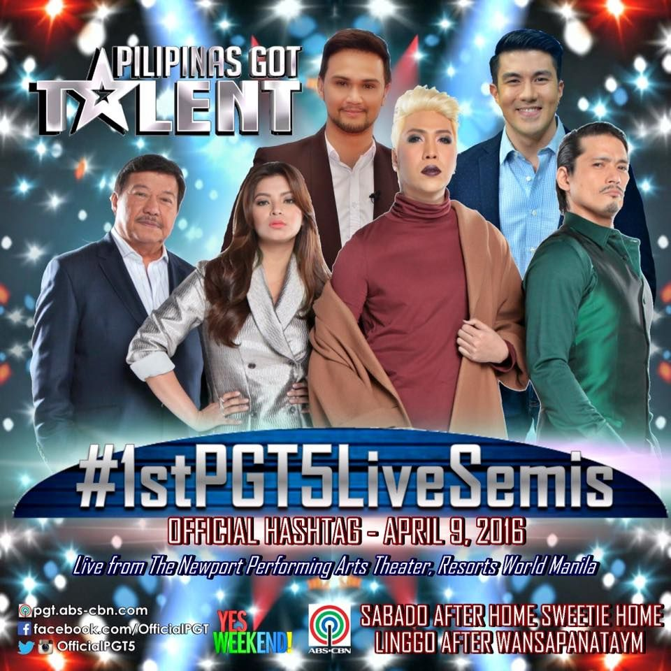 how to vote for pilipinas got talent pgt 5 semi finals clothes