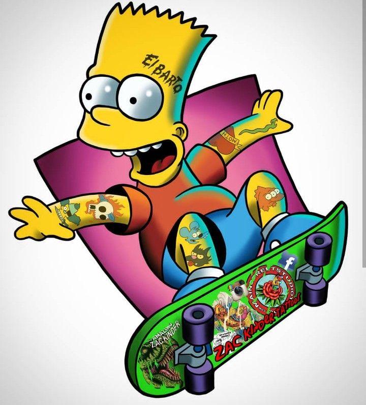 El Barto, The Simpsons