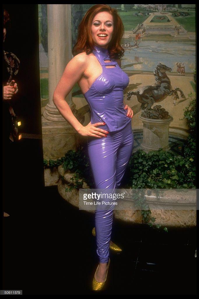 Member Of Pop Group Deee Lite Lady Miss Kier Posing