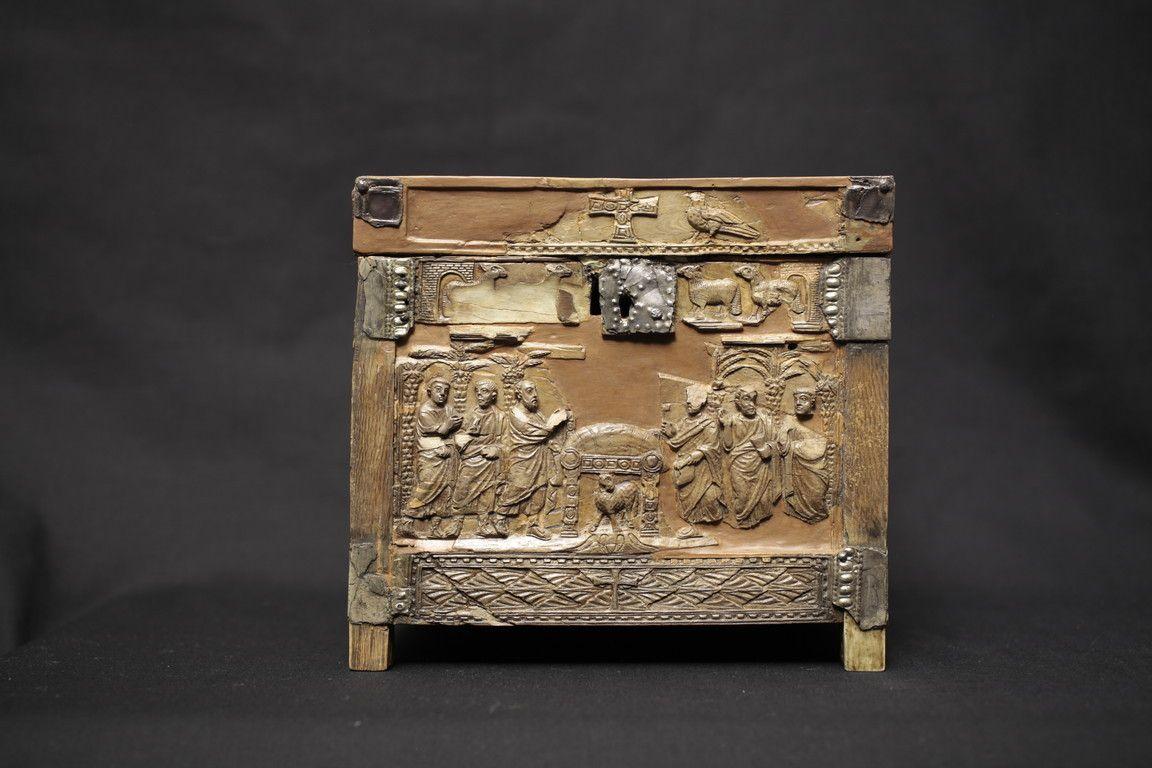 Capsella De Samagher Arte Primeros Cristianos Artes Suntuarias  # Muebles Kautiva