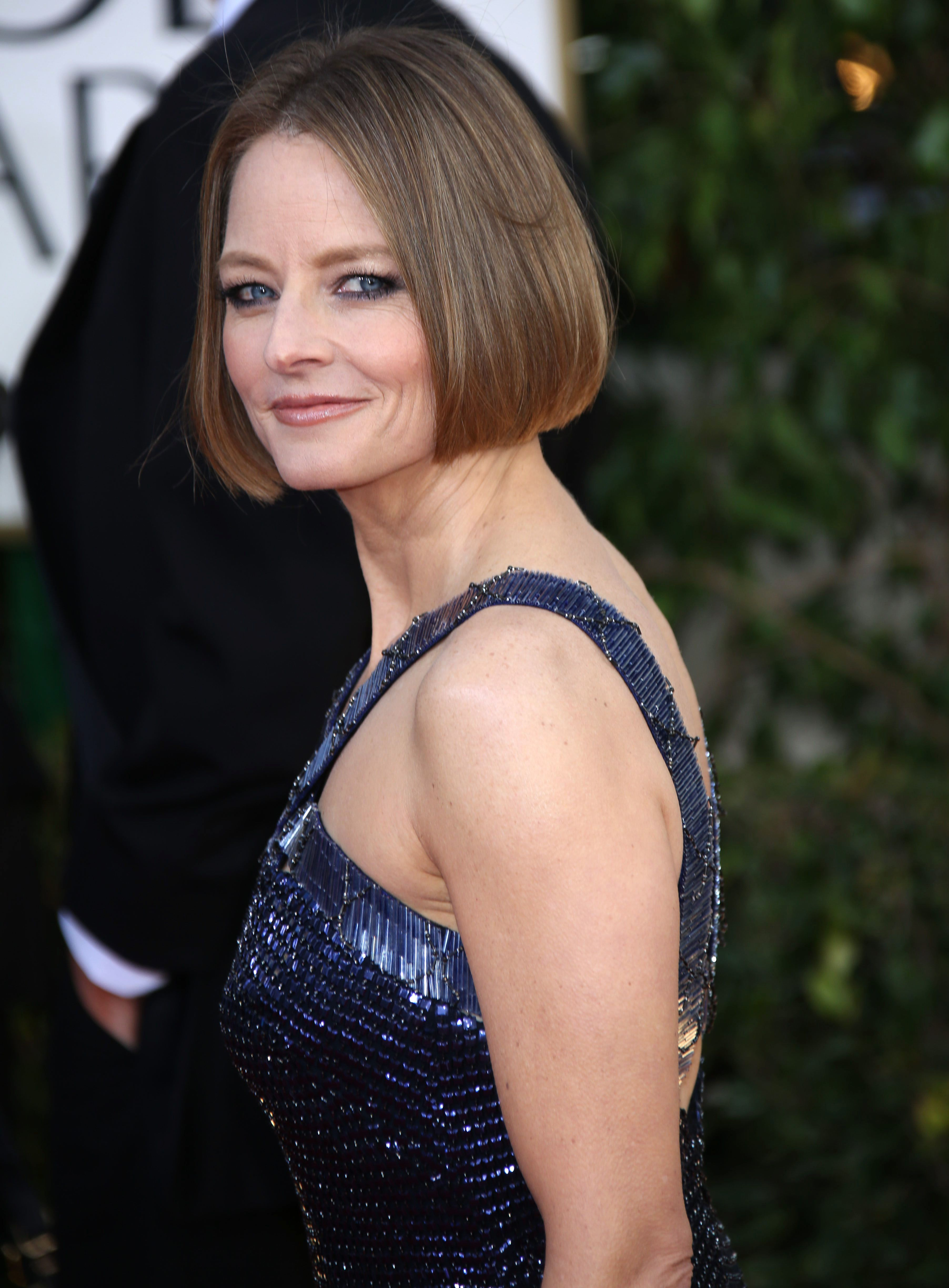 Jodie Foster Haircut 2013 Topsimages