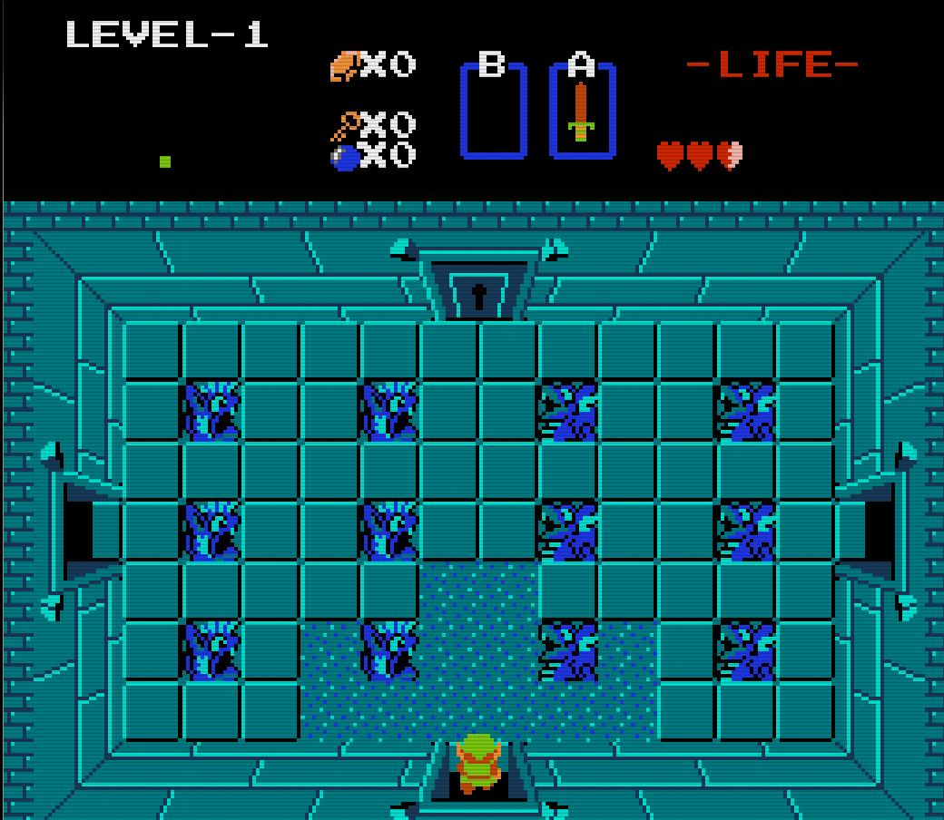Legend of Zelda (1986)