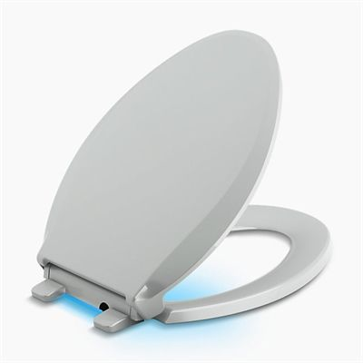 Wondrous Kohler Co Toilet Seat 75796 Cachet Nightlight Quiet Close Gmtry Best Dining Table And Chair Ideas Images Gmtryco