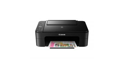 Canon Pixma Ts3125 Wireless Color Photo Printer With Scanner