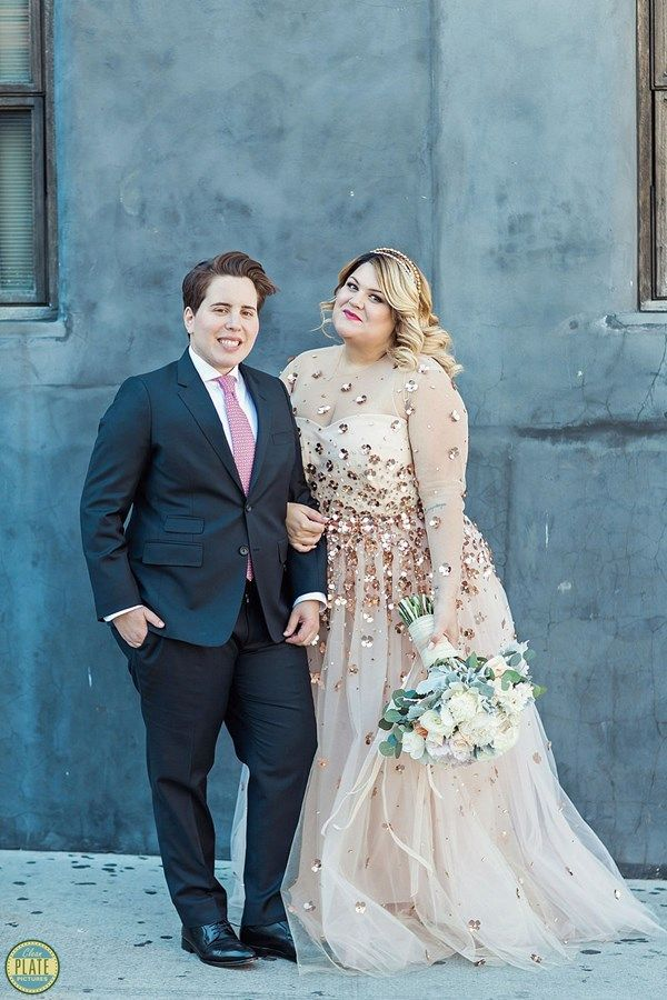 21 curvy and bigger brides who nailed their wedding dress   Curvy ...