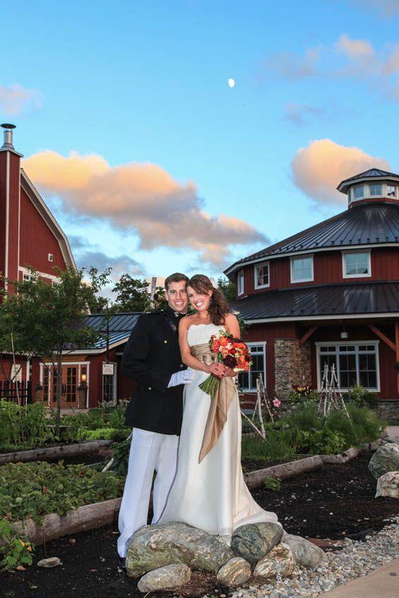 Rustic Chic Wedding at Sugarbush Resort, Vermont