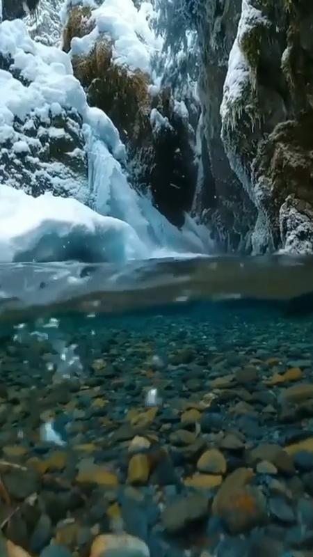 follow me underwater 🌊