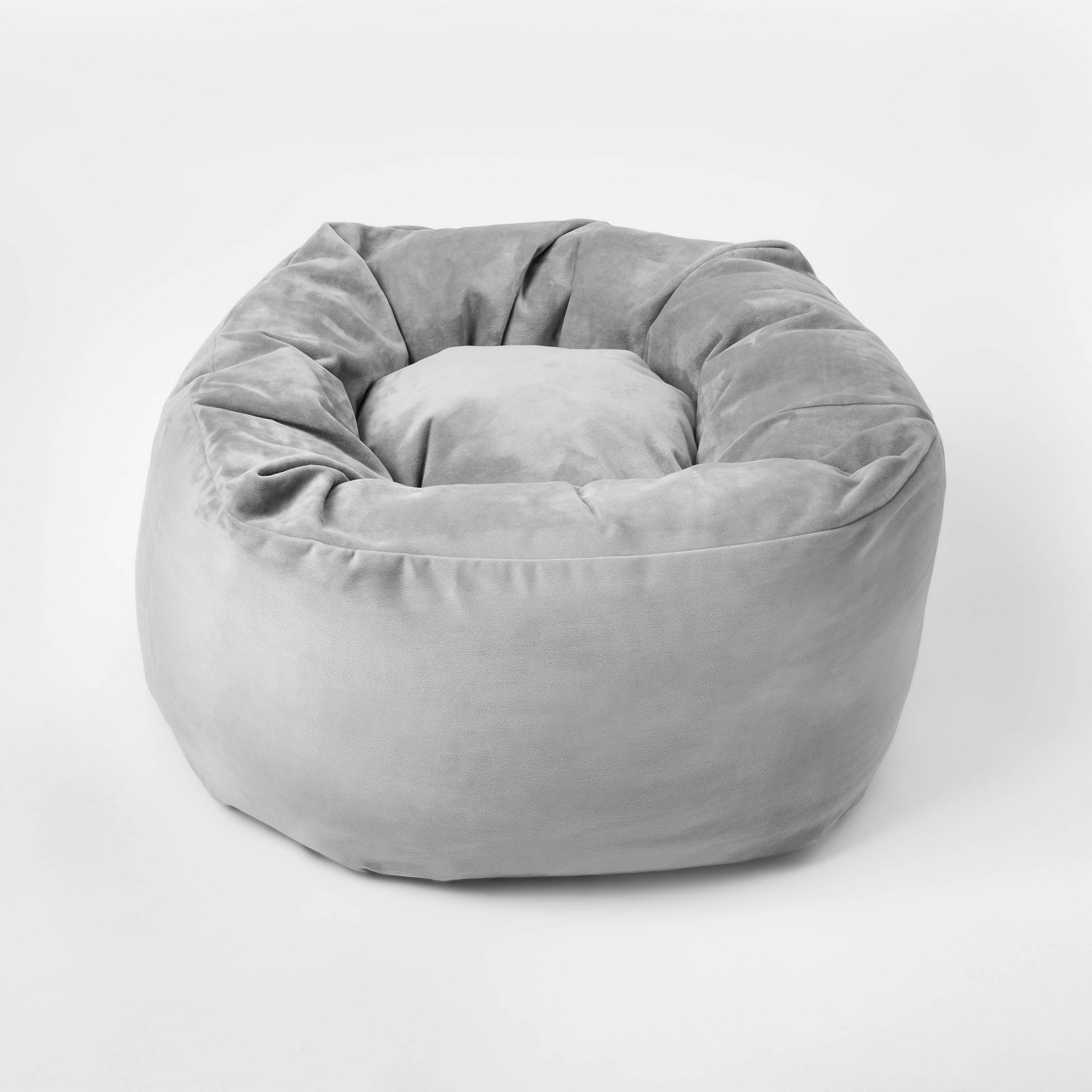 Terrific Sensory Friendly Cocoon Seat Gray Pillowfort Products Uwap Interior Chair Design Uwaporg