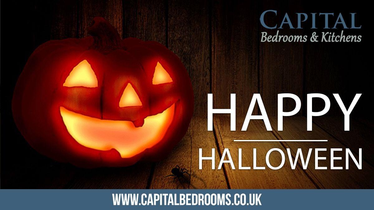 Capital Bedrooms Wishes You Happy Halloween London Londonlife Londontown Londoner Londoncity Londonbridge Central London Happy Halloween