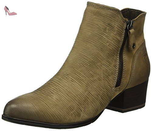 Bottes fashion -Belmond Spring- Marron 39