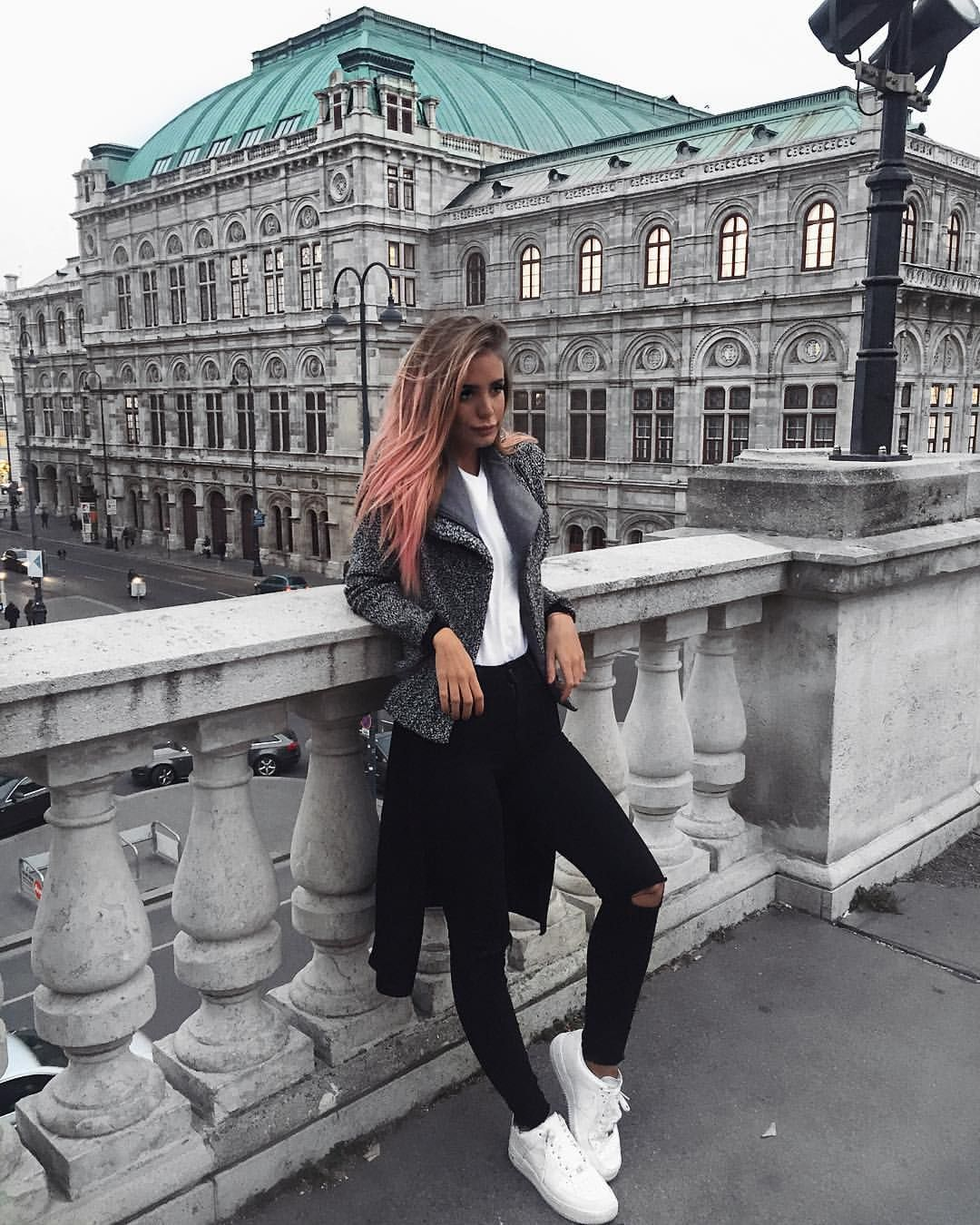 Tatjana Catic On Instagram Back In Vienna Outfits In 2019