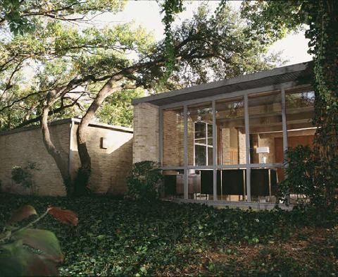 Dallas Modern Home - Gorgeous Asian Inspired Mid-Century ...