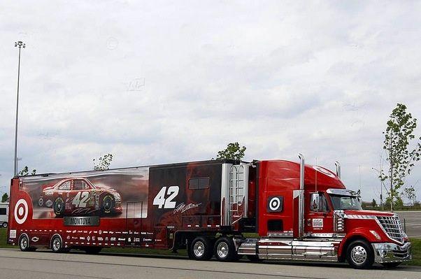 Ganassi Racing, International Lonestar, Target, NASCAR