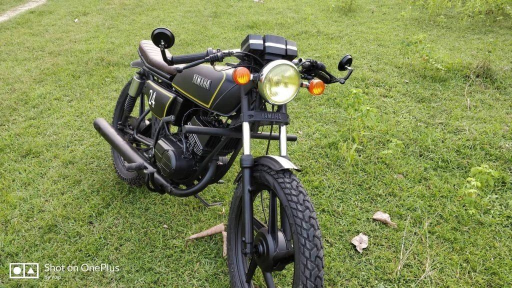 Modified Yamaha Rx 100 Top 10 Bikes In India Details And Photos