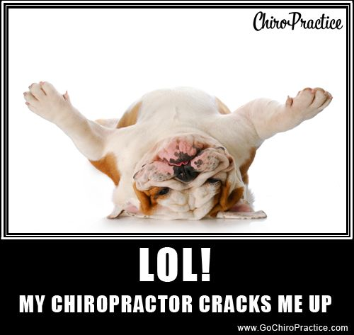 does my chiropractor like me