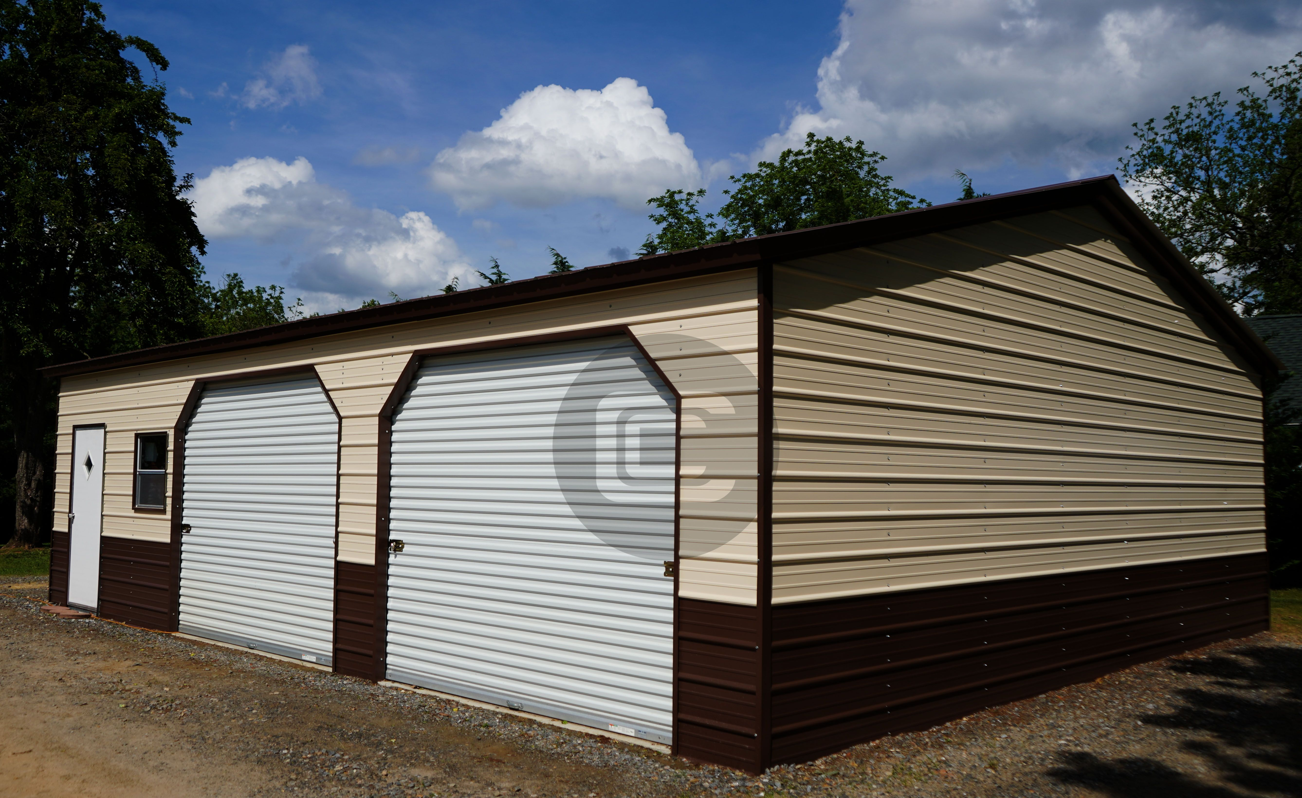 Carport Central's Install of the week is this fully