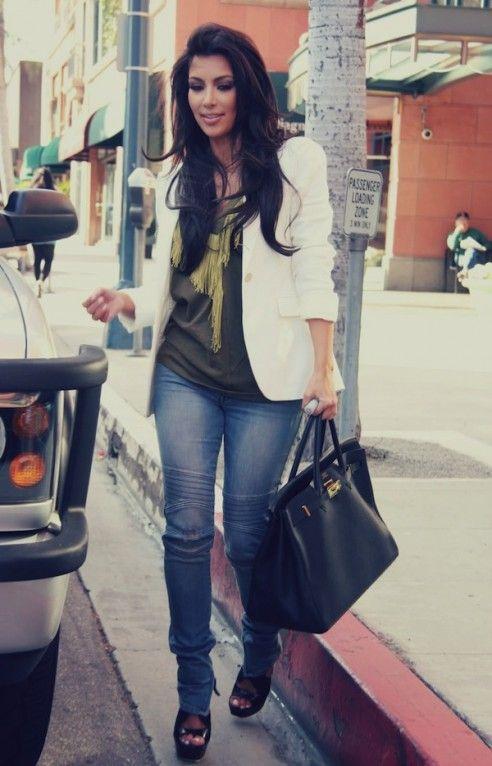 Kim kardashian fashion tumblr