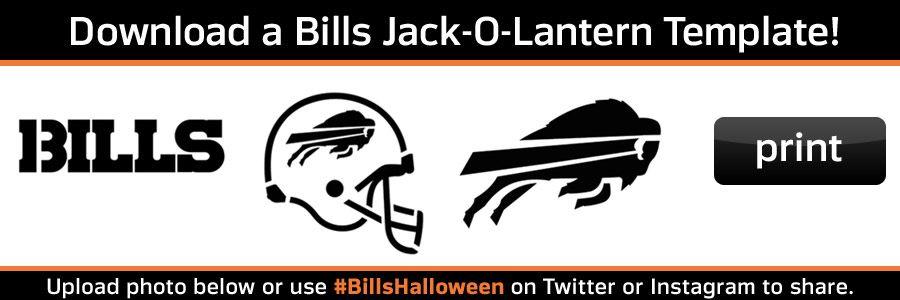 Buffalo Bills Pumpkin Carving Template 28 Images Buffalo Bills