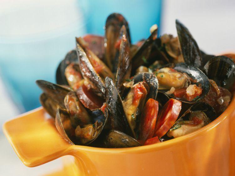 Une bonne casserole de moules, un classique de la mer