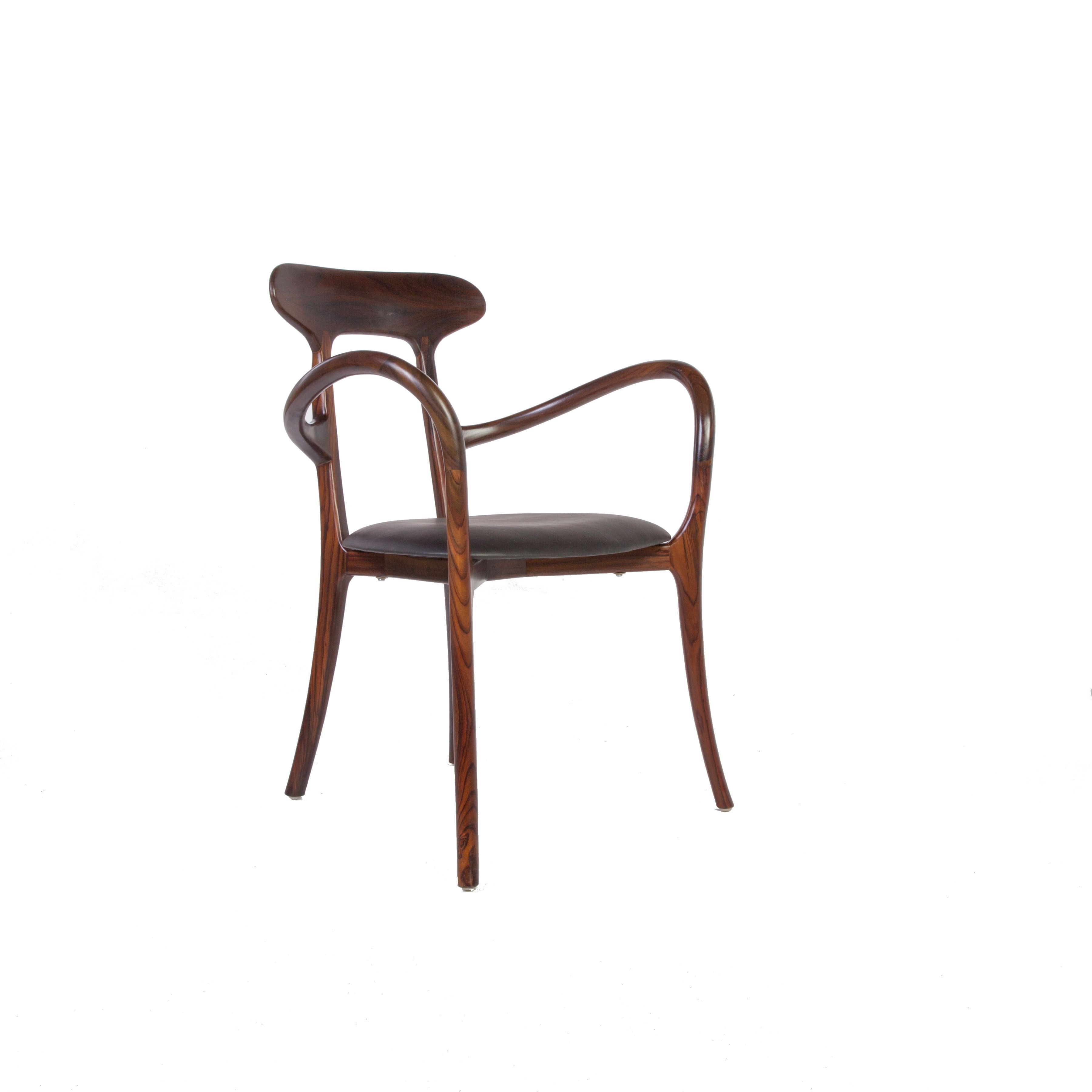 Bager Chair In Wood Black Products Pinterest Seat Pads  # Muebles Duk Oiartzun
