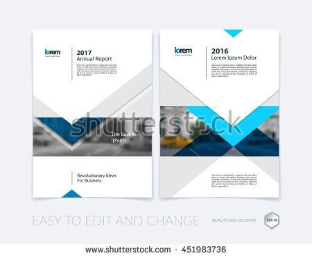 Hasil gambar untuk annual report cover template Color - annual report cover template