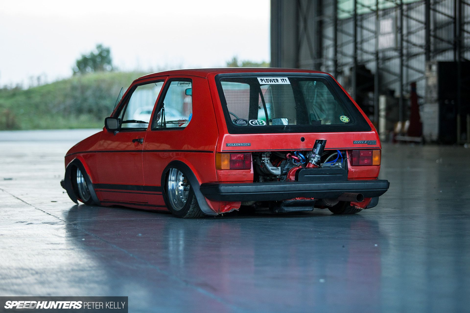 VW Golf GTI Mk1 Rotiform, Forge Motorsport, Pipercross, Airlift  Performance, Powerflex, Scorpion | German Rides | Pinterest | Forge  Motorsport, ...