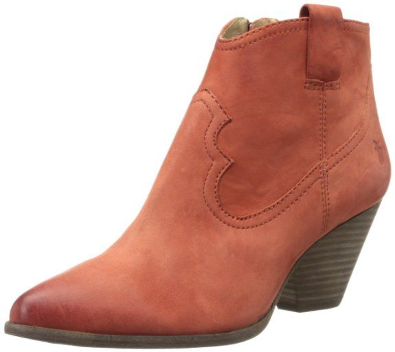 Amazon.com: FRYE Women's Reina Bootie: Shoes