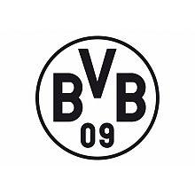 alenio wandtattoo bvb logo schwarz