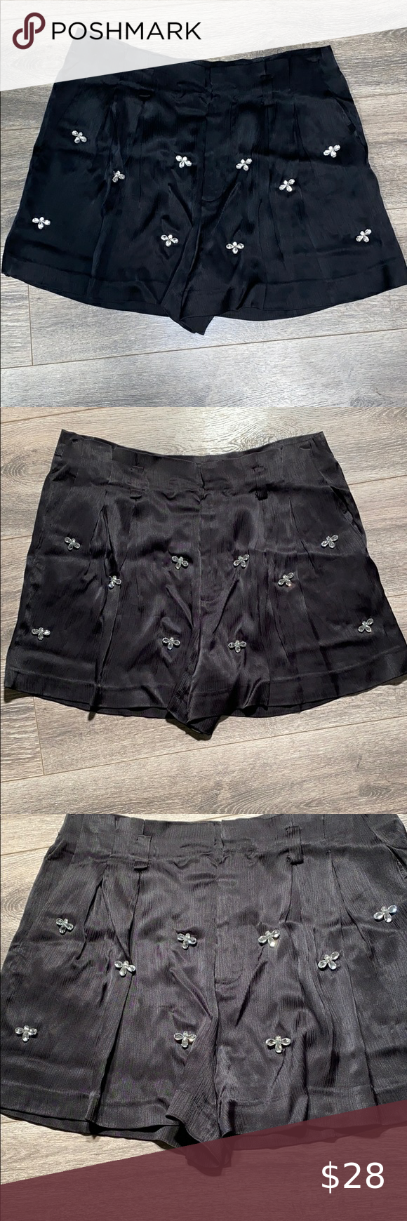 Nwot Zara Black Dress Shorts Zara Black Dress Zara Black Black Short Dress [ 1740 x 580 Pixel ]