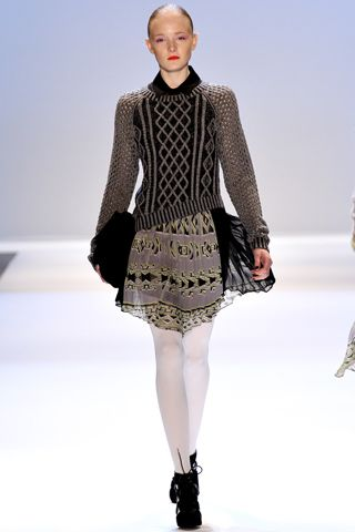 Fall 2012 Ready-to-Wear  Charlotte Ronson
