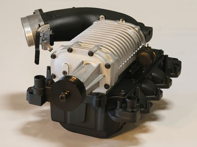 New Edge Mustang Supercharger 99 04 Two Valve Roots Blower Kit 5 0 Mustang Super Fords Magazine Supercharger Mustang Supercharger Mustang