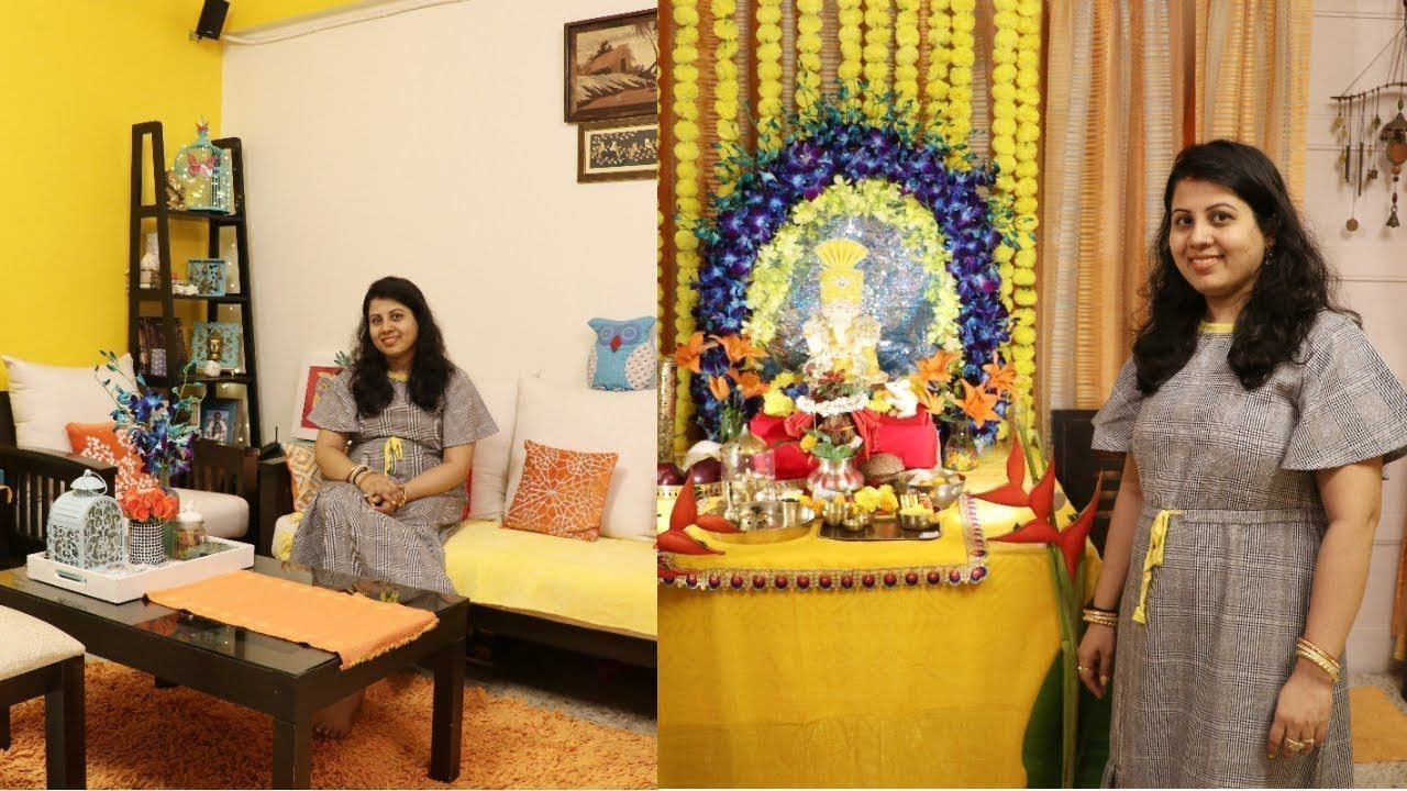 Ganpati Festival Home Decoration Ideas | Indian Home Decor ...