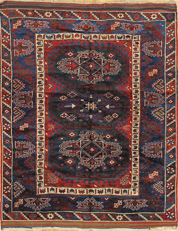 Dosemealti Rug From Southwest Turkey Age Circa 1920 Size 5 1
