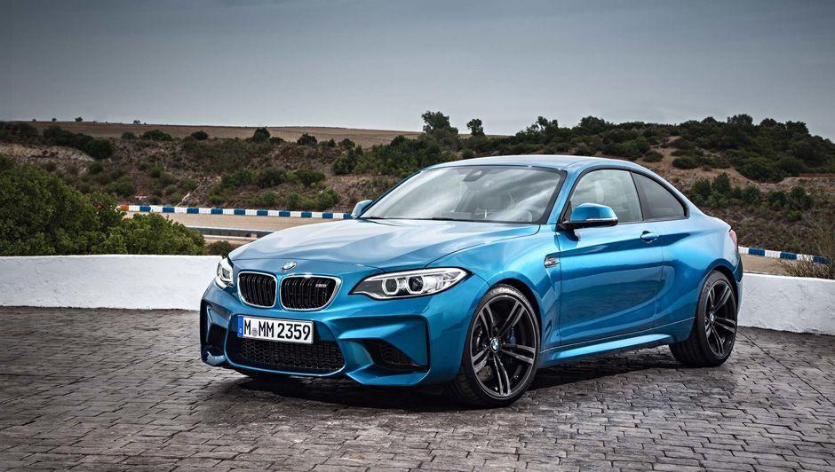 M2 é o compacto mais potente já feito pela BMW.