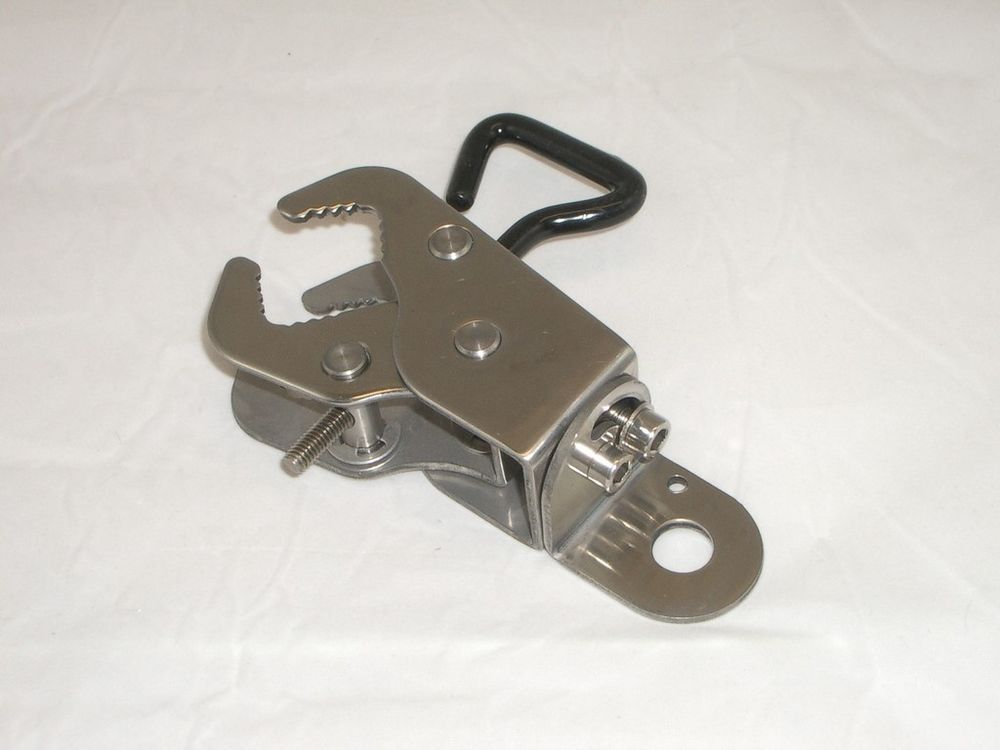 workman qrcs3 stainless steel quick release jaw clamp clamp