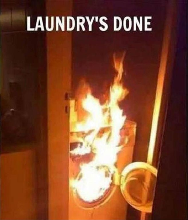 Laundry's Done!
