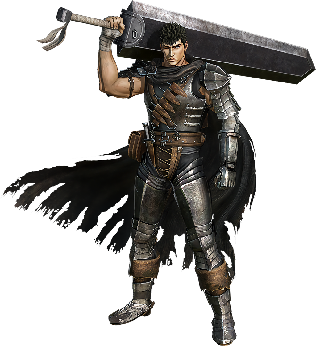 Guts Render Berserk and the Band of the Hawk in 2019