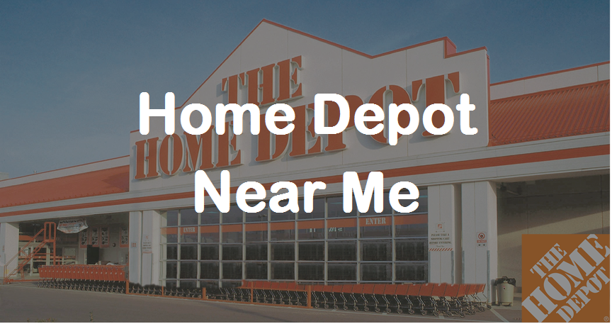 Finding A Home Depot Near Me Now Is Easier Than Ever With Our Interactive Google Home Depot Home Improvement Show Finding A House