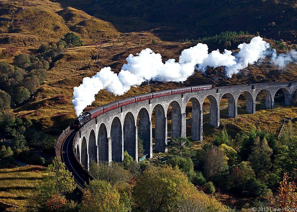 Jacobite Steam Train The Harry Potter Bridge Highlands Scotland Scenic Scotland Trip Planning