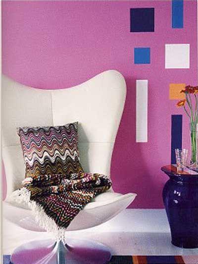 10 ideas originales para pintar las paredes de casa - Pintar paredes originales ...