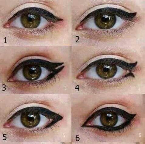 Indian Kajal Black Eye Liner Makeup Eyeliner Beautiful Makeup