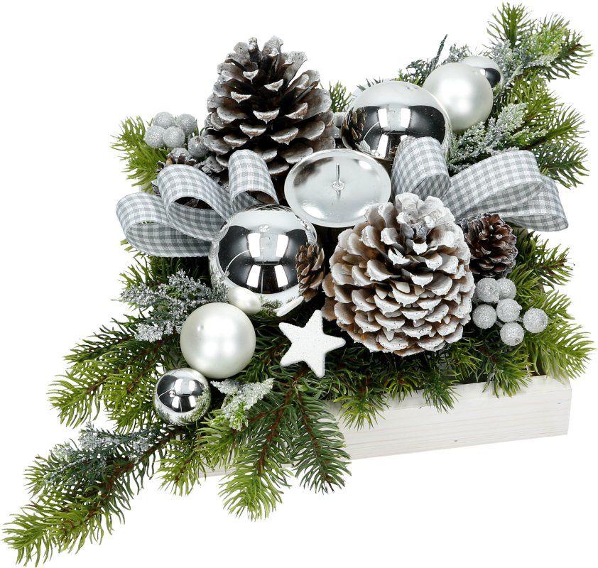 Stroik Bozonarodzeniowy Swiateczny 50cm Na Stol S4 7038894323 Oficjalne Archiwum Allegro Christmas Floral Arrangements Christmas Tree Crafts Christmas Flower Arrangements