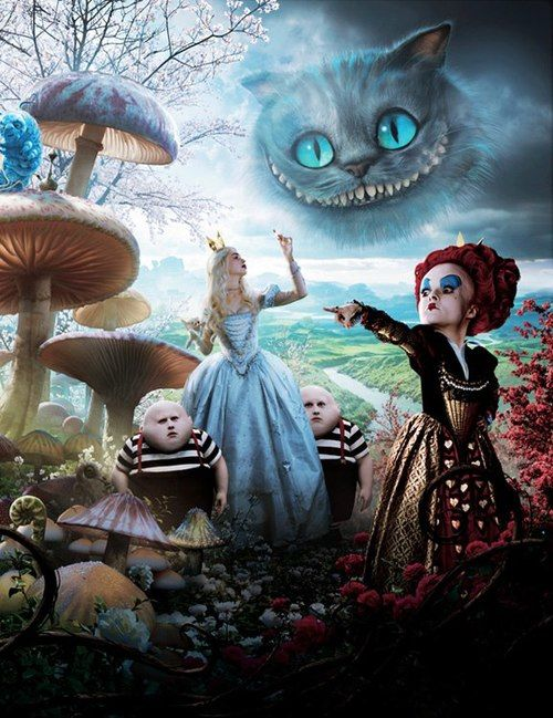 Pin By Susana Argueta On Movies Alice In Wonderland Poster Alice In Wonderland Disney Alice