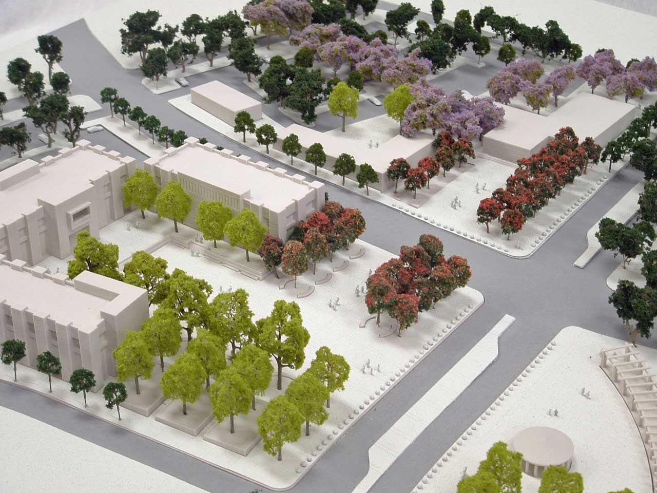 Image Result For Landscape Architecture 3d Printed 3d Model