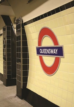 Craven Dunnill e co. Underground Project 2 #London #Tube #Londra